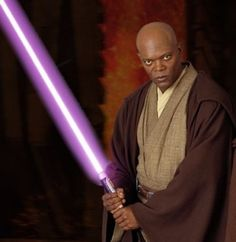 Jedi Master during The Rise of the Empire Era, Mace Windu has been a part of a handful of different Star Wars games. Star Wars Witze, Star Wars Jokes, Star Wars Fan Art, Star Wars Characters, Star Wars Episodes, Barack Obama Pictures, Mace Windu, What Do You Mean, Jedi Knight