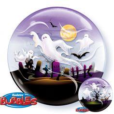 Halloween Geister Folien-Ballon