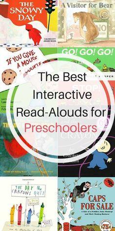 Best Read-Aloud Books For Preschoolers