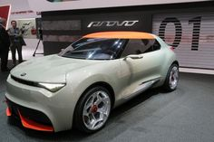 KIA Concept #Cars #GenevaMotorShow