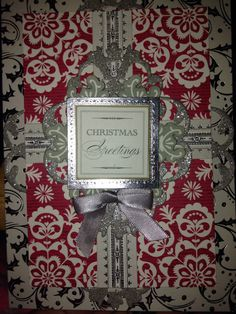 Anna Griffin Christmas Card Kits | Anna Griffin Holiday Trimmings Card Kit | Great Christmas Ideas