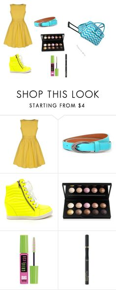 """""""Day 1in Barbados"""" by sunshinekej on Polyvore featuring Maybelline, L'Oréal Paris, women's clothing, women's fashion, women, female, woman, misses and juniors"""