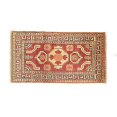 Afghan Kazak rug- Momeni
