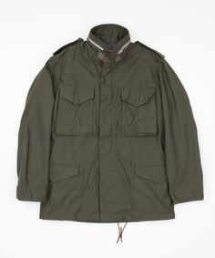 The Real McCoys M-65 Field Jacket