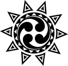 Image result for asian sun symbol