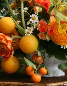 The French Tangerine: ~ Citrus Beauty