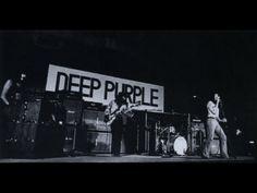 Deep Purple - Smoke On The Water Live Video (17/08/1972 Budokan Tokyo Japan) - YouTube