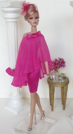 fashion royalty dolls | Details about Miniature Couture Outfit-Fits Fashion Royalty Dolls-FR2