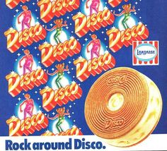Langnese Ice Lolly Disco