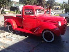 Ford : Other Pickups 1/2 Ton Pickup 1939 Ford V-8 - http://www.legendaryfinds.com/ford-other-pickups-12-ton-pickup-1939-ford-v-8/