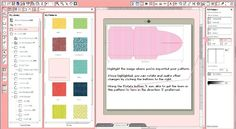 How to Adjust Stretch and Turn Patterns in Silhouette Software