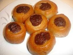 Greek Sweets, Greek Desserts, Greek Recipes, Slimming World Sweets, Low Calorie Cake, Food Network Recipes, Cooking Recipes, The Kitchen Food Network, Greece Food