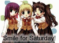 smile for saturday anime