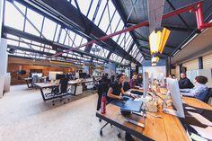 Inside Pixelindustries' New Office - Officelovin'