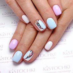 Маникюр №3958 - самые красивые фото дизайна ногтей. Идеи рисунков на ногтях на любой вкус. Будь самой привлекательной!