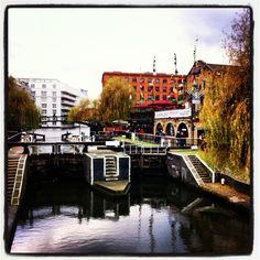 Camden Town in London, Greater London