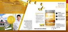 €13,75 -€7,70- 60 κάψουλες  Το προϊόν Omega 3 είναι ιχθυέλαιο υψηλής ποιότητας από αειφόρο διαχείρηση ιχθύων, που περιέχει ΕΡΑ (εικοσαπεντανοϊκό οξύ) και DHA (δοκοσαεξανοϊκό οξύ).  Θεωρείται ότι τα λιπαρά οξέα ωμέγα 3 απαλύνουν την επιδερμίδα και αυξάνουν τα επίπεδα ενυδάτωσης. Μελέτες έδειξαν ότι το ωμέγα 3 ενισχύει την εγκεφαλική και την καρδιαγγειακή λειτουργία.  Προμήθεια ενός μήνα. Δύο κάψουλες ημερησίως. Coconut Water, Wellness, Drinks, Drinking, Beverages, Drink, Beverage