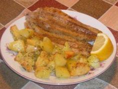 Fish And Seafood, Baked Potato, Potatoes, Meat, Chicken, Baking, Ethnic Recipes, Potato, Bakken