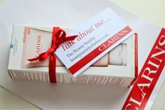 The Sunday Girl has written a lovely review about Clarins The Beauty Society...