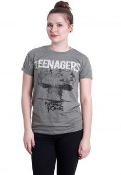 My Chemical Romance - Teenager Military Green - T-Shirt