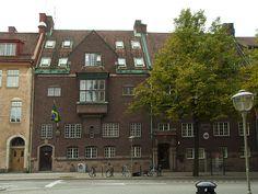 Embaixada do Brasil em Estocolmo, Suécia.