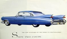 1959 Cadillac Sixty-Two Coupe