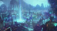 Most beautiful cityscapes in WoW