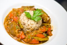 North African Vegetable Stew - No Recipes