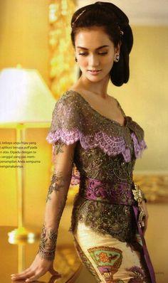 Kebaya Kebaya Lace, Kebaya Hijab, Kebaya Brokat, Batik Kebaya, Kebaya Dress, Batik Dress, Lace Dress, Indonesian Kebaya, Indonesian Wedding