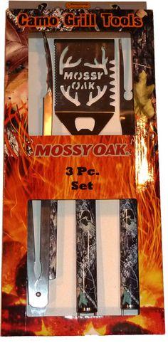 Mossy Oak Grill Accessories