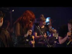 The XX - You Got the Love (feat. Florence Welch) (Live at Glastonbury 26-6-2010)