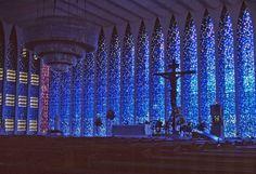 Dom Bosco Church, Brasilia