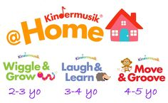 Kindermusik International takes the lead in creating the first Music and Movement digital platform for home learning. To join a class nearest you, http://www.kindermusik.com/Classes/