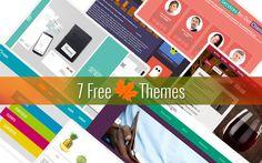7 Free HTML5 Themes. Autumn Medley 2013