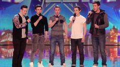 Collabro break the boyband mould  loved them loved the song they are sooo very very good