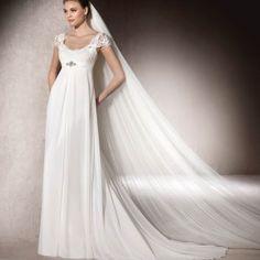 abcd7626 Brudekjole San Patrick Madge hos Sans for Bryllup