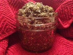 This 4 oz scrub contains chia seeds and sea salt that gently exfoliate while hemp seed oil moisturizes your skin! Infused with clary sage, patchouli, lime, and frankincense all of which are credited with a myriad of health benefits.