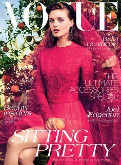 Bella Heathcote for Vogue Australia