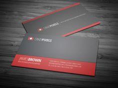 25 cartões de visita da CrazyPixel   Criatives   Blog Design, Inspirações, Tutoriais, Web Design