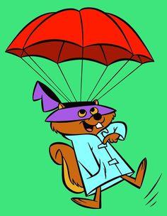 Hanna Barbera: Secret Squirrel