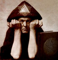 Tuesday 12th of October 1875  Occultist, ceremonial magician, poet, painter and mountaineer Aleister Edward Alexander Crowley aka The Great Beast is born in 30 Clarendon Square, Royal Leamington Spa, Warwickshire, United Kingdom.