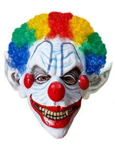 Sinister Mr. Clown Mask