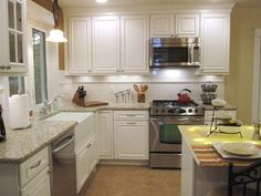 Sinks, Faucets and Countertops from Kitchen Impossible : Home Improvement : DIY Network
