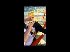 Aus Papier Röllchen machen - YouTube