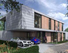 2 woningen in de verkoop in Gorinchem - ontwerp Bongers Architecten BNA