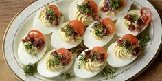 Tapas, Danish Food, Health Dinner, Canapes, Bacon, Food Styling, Sushi, Side Dishes, Food And Drink