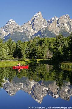 WYOMING - Grand Teton National Park