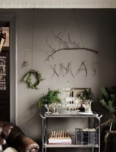 Calling It: Designers Say These Are Hottest Holiday Trends Swedish Christmas, Christmas Mood, Christmas Time Is Here, Xmas Holidays, Rue Verte, Turbulence Deco, Elle Decor, Christmas Inspiration, Xmas Decorations