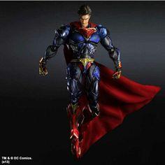 Play art kai superman 2