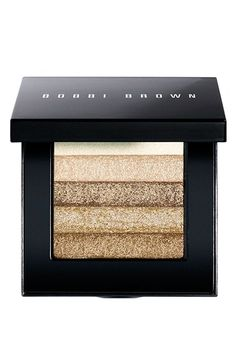 Bobbi Brown 'Beige Shimmer' Brick Compact. Beautiful highlight from Jaclyn Hill June 2014 favs